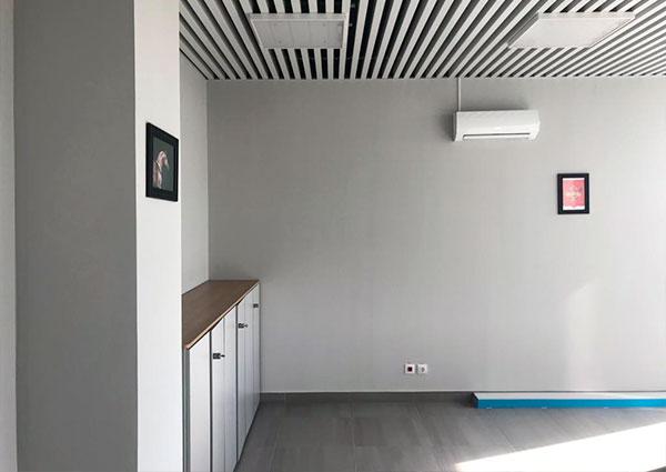 Пример ремонта офисного помещения